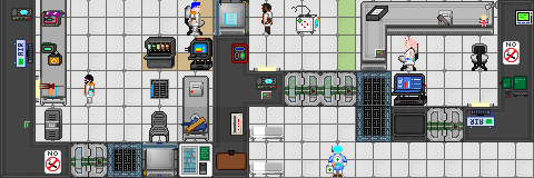 Space Station Roleplay. Ss13screenshot3